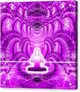 Cosmic Spiral Ascension 29 Acrylic Print