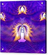 Cosmic Spiral Ascension 31 Acrylic Print