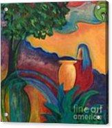 Costa Mango II Acrylic Print
