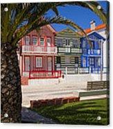 Costa Nova Portugal Acrylic Print