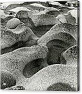 Cot Rocks Acrylic Print