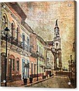 Cotacachi Morning Acrylic Print