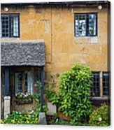 Cotswolds Cottage Acrylic Print