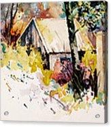 Cottage 3 Acrylic Print