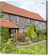 Cottages Acrylic Print