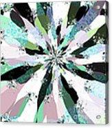 Cotton Candy IIi Acrylic Print