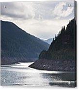 Cougar Reservoir Acrylic Print