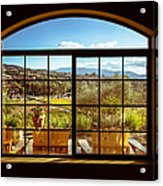 Cougar Winery View Acrylic Print