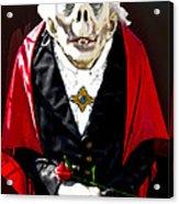Count Dracula Acrylic Print