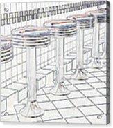 Counterseats-2 Acrylic Print