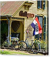 Country Antiques Acrylic Print