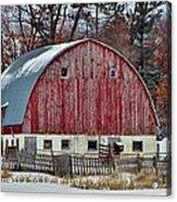 Country Barn 3 Acrylic Print