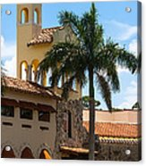 Country Club Of Coral Gables Acrylic Print