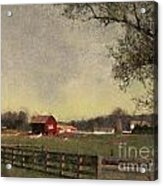 Country Collections Two Acrylic Print