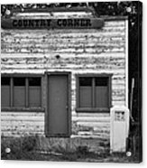Country Corner Acrylic Print by David Lee Thompson