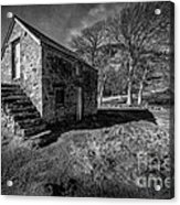 Country Cottage V2 Acrylic Print