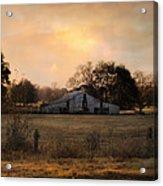 Country Heirloom Acrylic Print