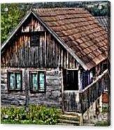 Country House Acrylic Print