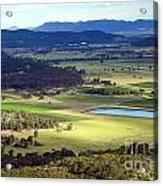 Country Scenic Acrylic Print