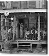 Country Store, 1939 Acrylic Print by Granger