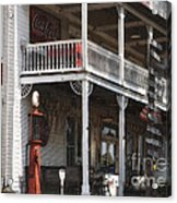 Country Store 2 Acrylic Print