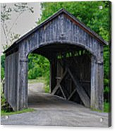 Country Store Bridge 5656 Acrylic Print