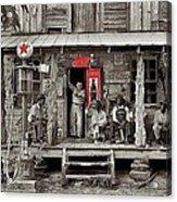 Country Store Coca-cola Signs Dorothea Lange Photo Gordonton North Carolina July 1939-2014. Acrylic Print