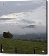Country Storm Acrylic Print