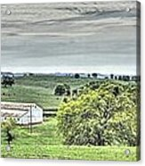 Country Style Acrylic Print