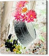 Country Summer - Photopower 1501 Acrylic Print