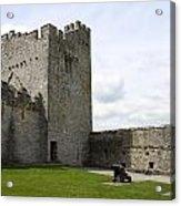 Courtyard Cahir Castle Acrylic Print