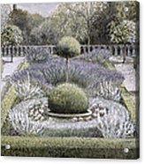Courtyard Garden Acrylic Print