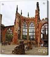 Coventry Cathedral 6003 Acrylic Print
