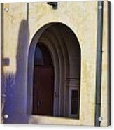 Covered Entry Acrylic Print