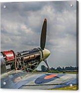 Covers Off Hawker Hurricane Acrylic Print