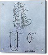 Cowboy Boot Patent Acrylic Print