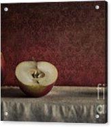 Cox Orange Apples Acrylic Print
