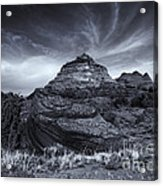 Coyote Buttes Cloud Explosion Acrylic Print