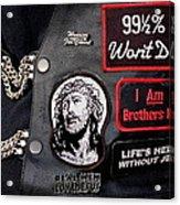Cpr - Christian Prayer Riders Acrylic Print
