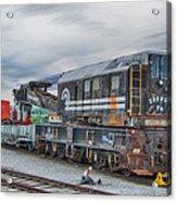 Cr Crane 45210   7d02539h Acrylic Print