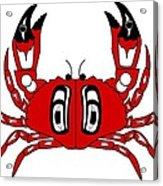 Crab Dungeness Acrylic Print
