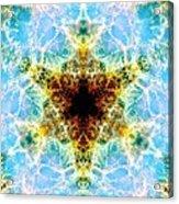 Crab Nebula Vi Acrylic Print
