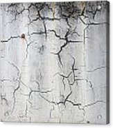 Crackle 1 Acrylic Print