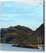 Craggy Coast 1 Acrylic Print