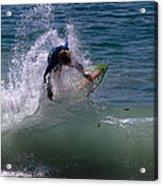 Wave Crashing Acrylic Print