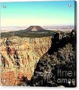 Crater At Grand Canyon Acrylic Print