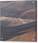 Crater Acrylic Print
