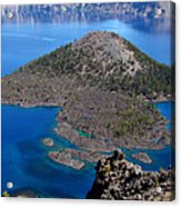 Crater Lake National Park Acrylic Print