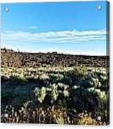 Craters Of The Moon 3 Acrylic Print