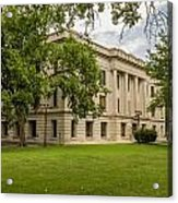 Crawford County Courthouse Acrylic Print